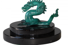 Green-dragon-bronze