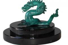 Green-dragon-bronze