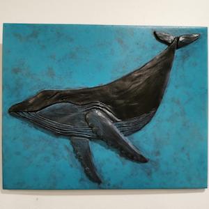 Humpback-black-on-turq