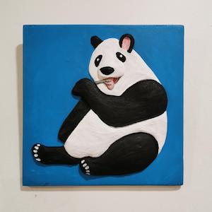 Panda-blue