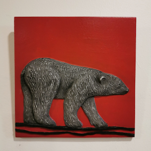 polar-bear-grey-on-red-