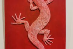 Lizard-red