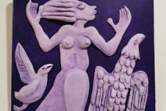 Woman-With-Birds-purple-lg