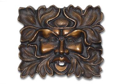 bronze wall art