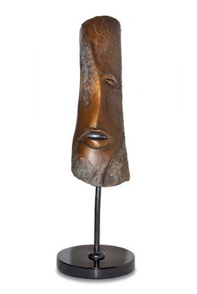 material girl bronze sculpture
